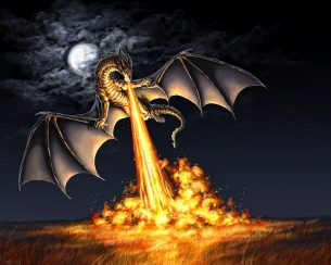 Dragon-Fireball-Attack